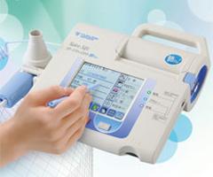 呼吸機能検査機
