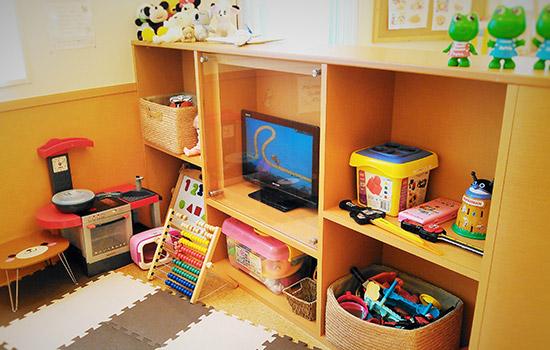 子ども用のテレビ